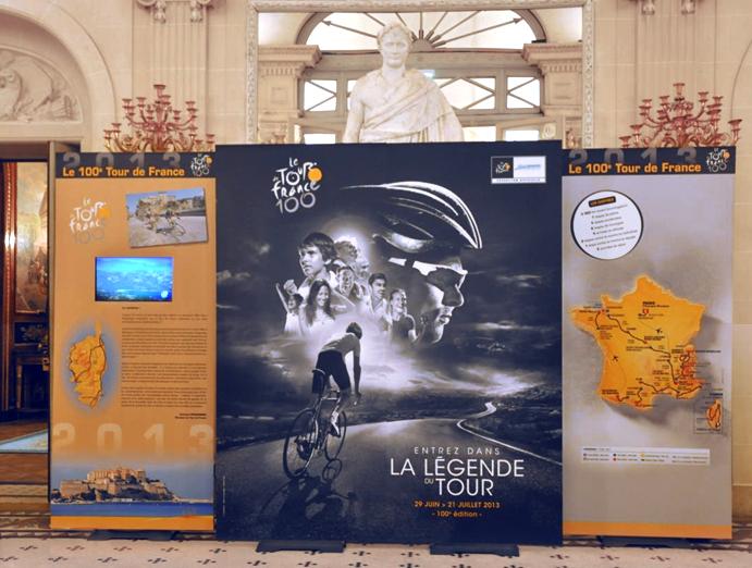Le Tour l'Expo 2018