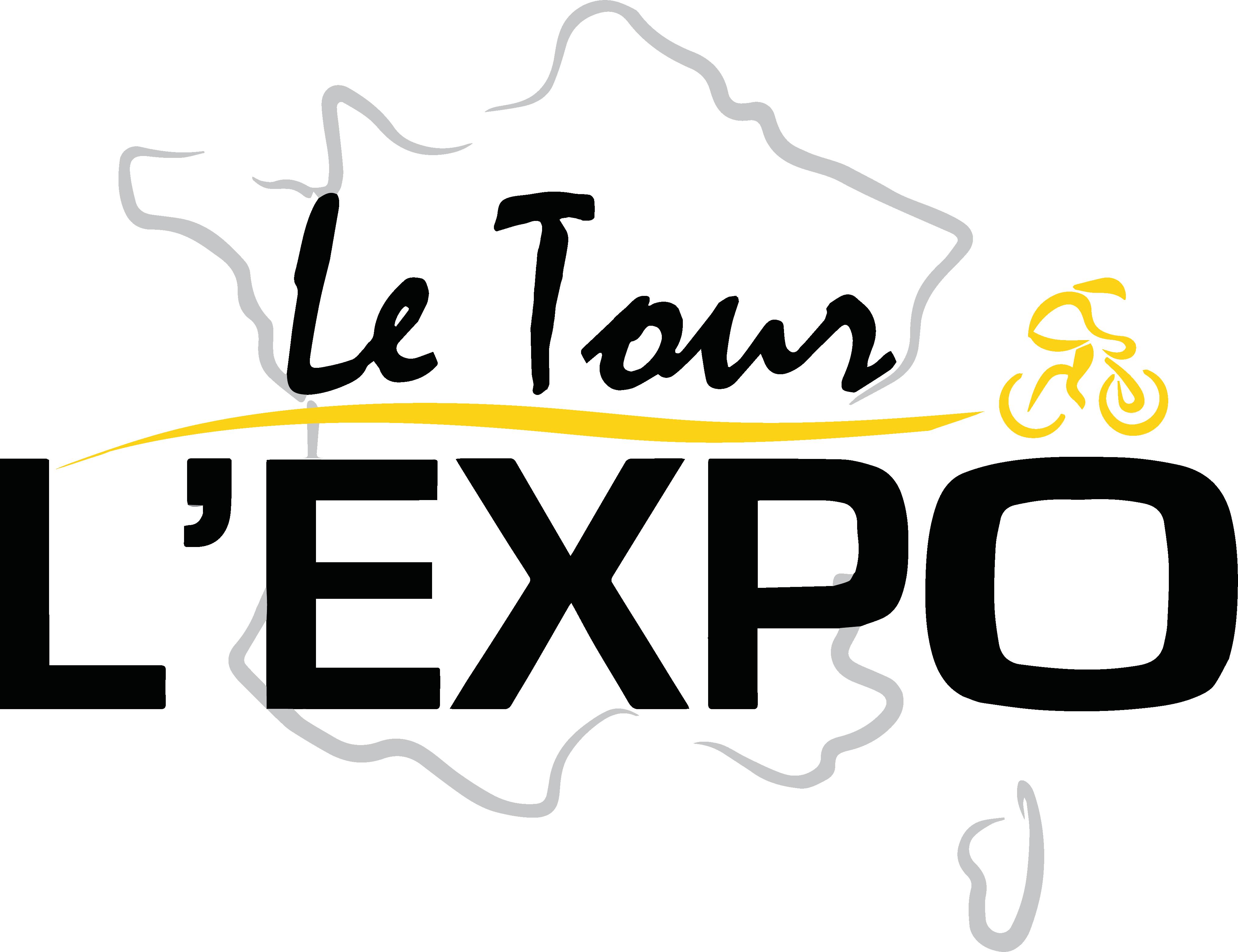 logo le Tour l 'EXPO
