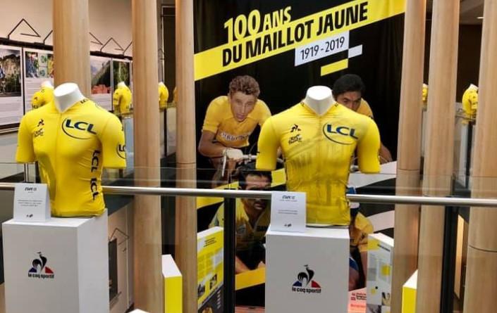 Expo Maillot Jaune Bruxelles 2019